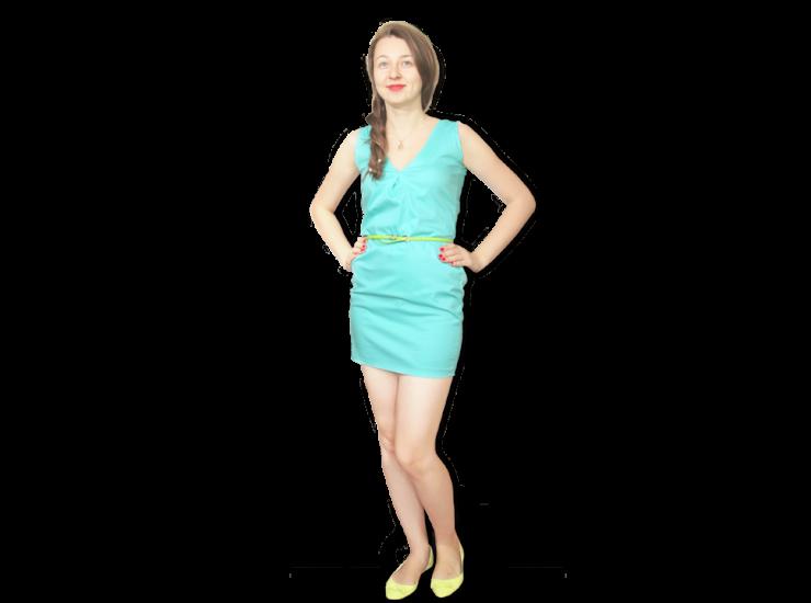 Cotton Dress | Daily