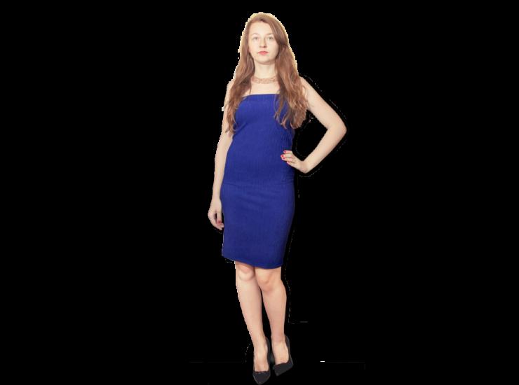 Viscose Dress | Evening