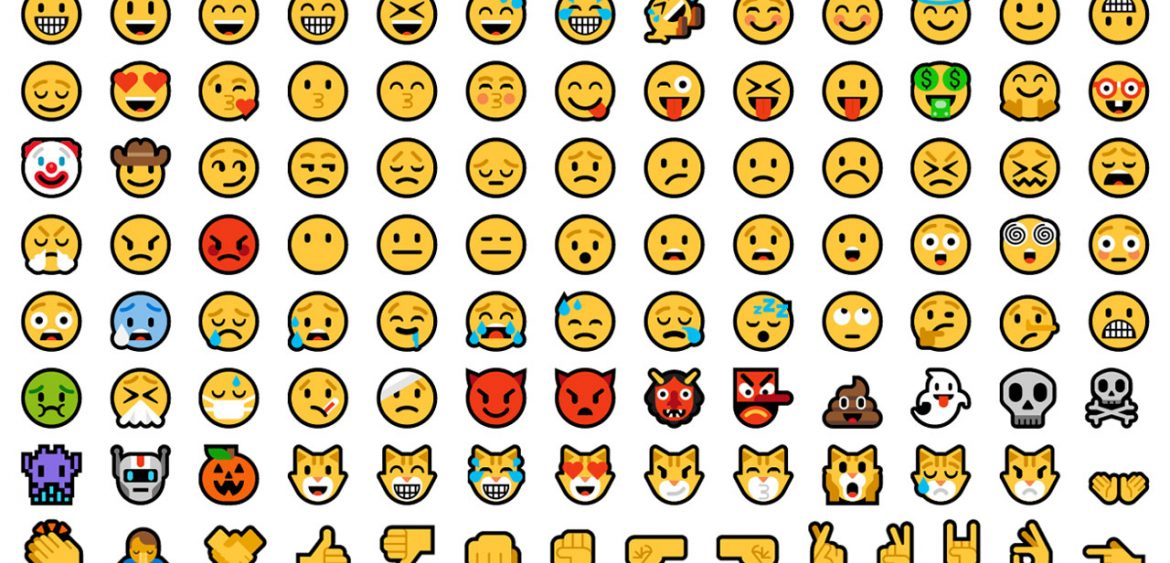 YouTube Emoji Collection